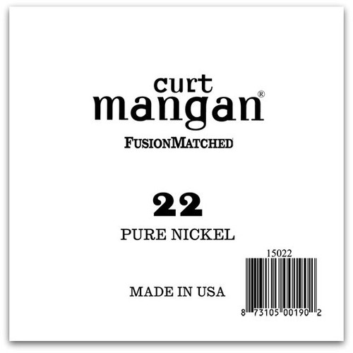 22 Pure Nickel Wound Single String