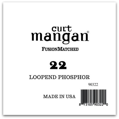 22 Loop End PhosPhor Single String