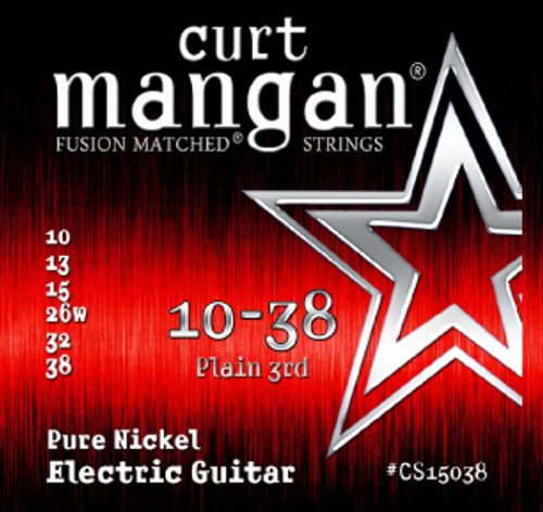 10-38 Pure Nickel Electric