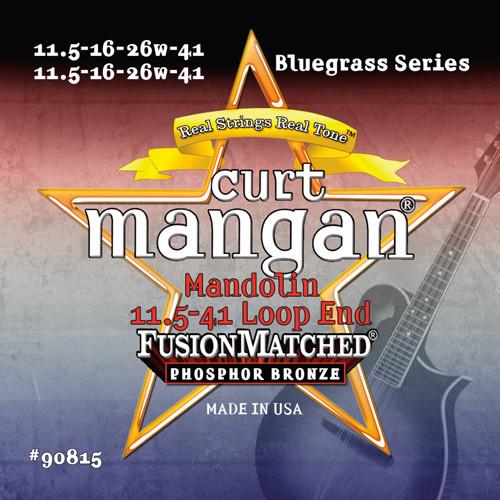 Mandolin Med Loop-End 11.5-41