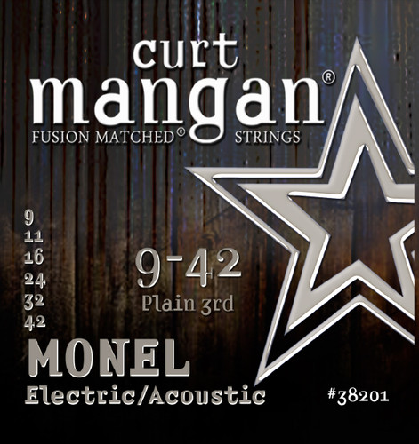 Monel Hex Core 9-42