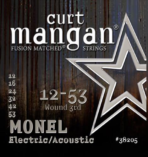 Monel Hex Core 12-53 Traditional Light