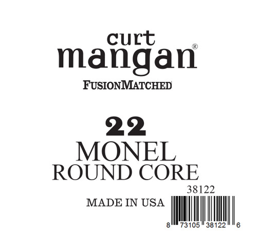 22 Monel ROUND CORE Single String