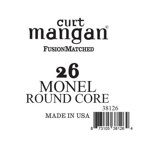 26 Monel ROUND CORE Single String