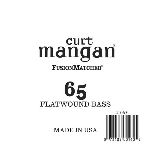 65 FlatWound Bass Guitar Single String