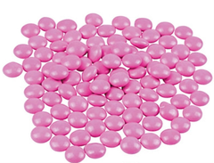 Candy Coated Chocolates, Pink