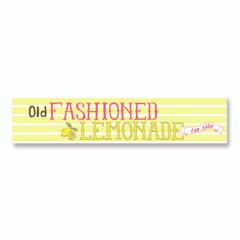 Sign, Old Fashioned Lemonade