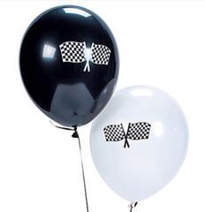 Balloons, Speed Racer