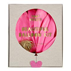 Balloons, Toot Sweet Pink Kit