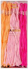 Tassels, Pink