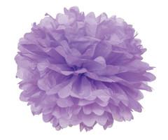 Pom Poms, Lavender