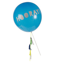 Balloon Wand, Toot Sweet Blue