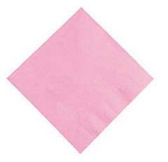 Candy Pink Lunch / Dinner  Napkins
