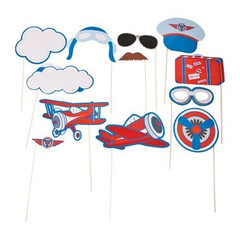 Up & Away Photo Props