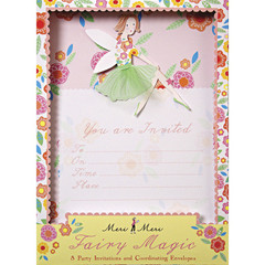Fairy Magic Invitation