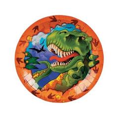 Dinosaur Dinner Plates