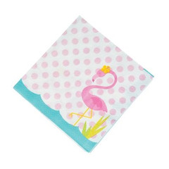 Forever Flamingos Lunch Napkins