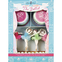 The Ballet Cupcake Kit