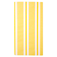 Tablecloth: Yellow Stripe