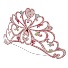 Little Dancers Ballerina Tiara