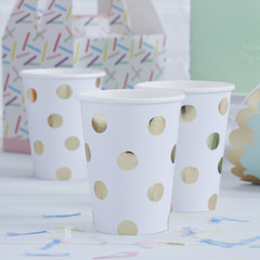 Delicious Dots Party Cups