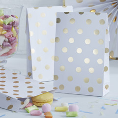 Delicious Dots Party Bags