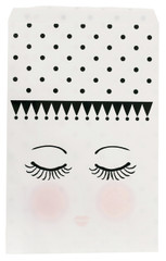 Miss Etoile Paper Bags, Eyes & Dots