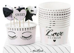 Miss Etoile Ice Cream Set, Love
