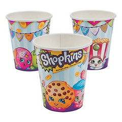 Shopkins™ Party Cups
