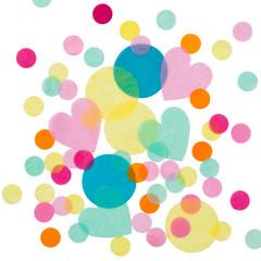 Confetti, Be Happy