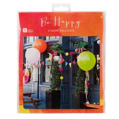 Giant Balloons, Be Happy