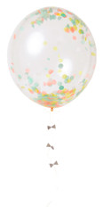 Balloon Kit, Giant Neon Confetti