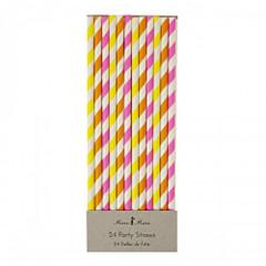 Paper Straws, Neon