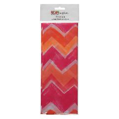 Tissue Paper, Neon Pink & Orange