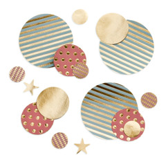 Trend Confetti - first stock ordered