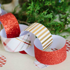 The Holiday Collection: Paper Chain