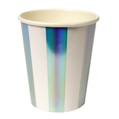 Holographic Beverage Cups