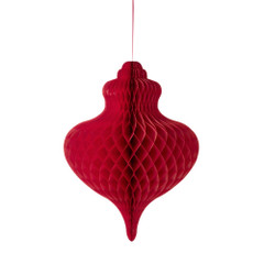 Decadent Giant Bauble XXL, Red