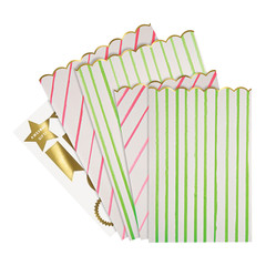 Gift Bags, Striped Treats