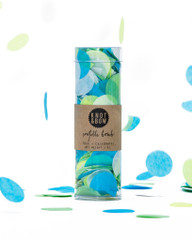 Confetti Bomb: Blue Party Mix