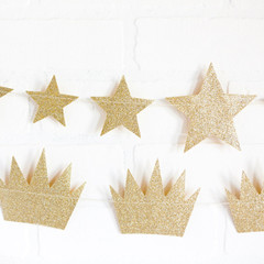 Princess Star Garland