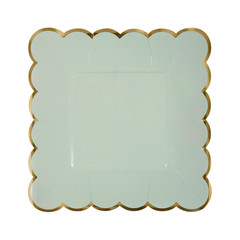 Pastel Plates, Small