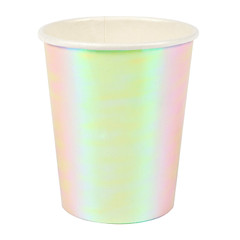 Iridescent Beverage Cups