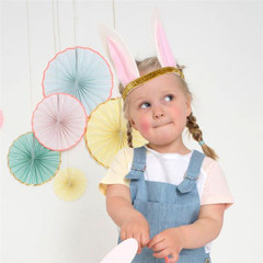 Bunny Ears & Tail Dress Up Kit