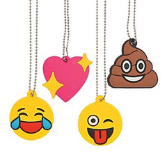 Emoji Charm Necklace