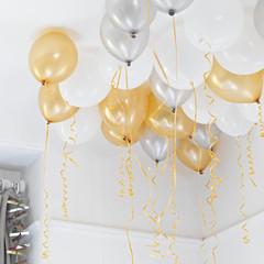 Balloons: 30 Metallic Mix