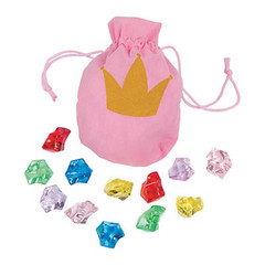 Princess Bags with Jewels