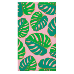 Monstera Leaves, Guest Napkins