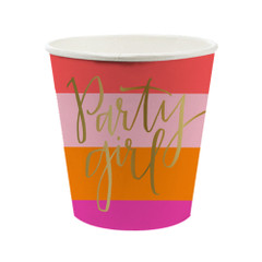 Party Girl 4oz Shot Cups