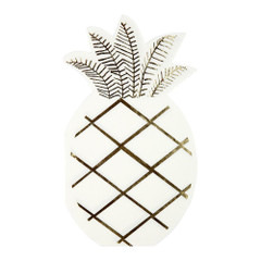 Pineapple Napkins, Die Cut
